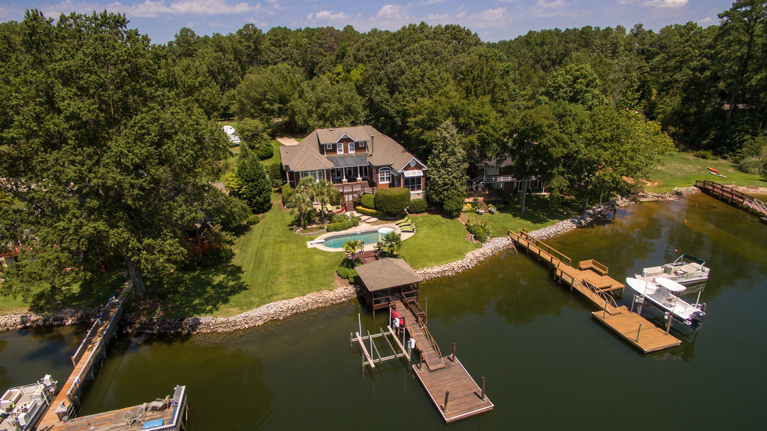 Aerial Photo - 111 Westridge Court, Chapin, SC 29036 - For Sale