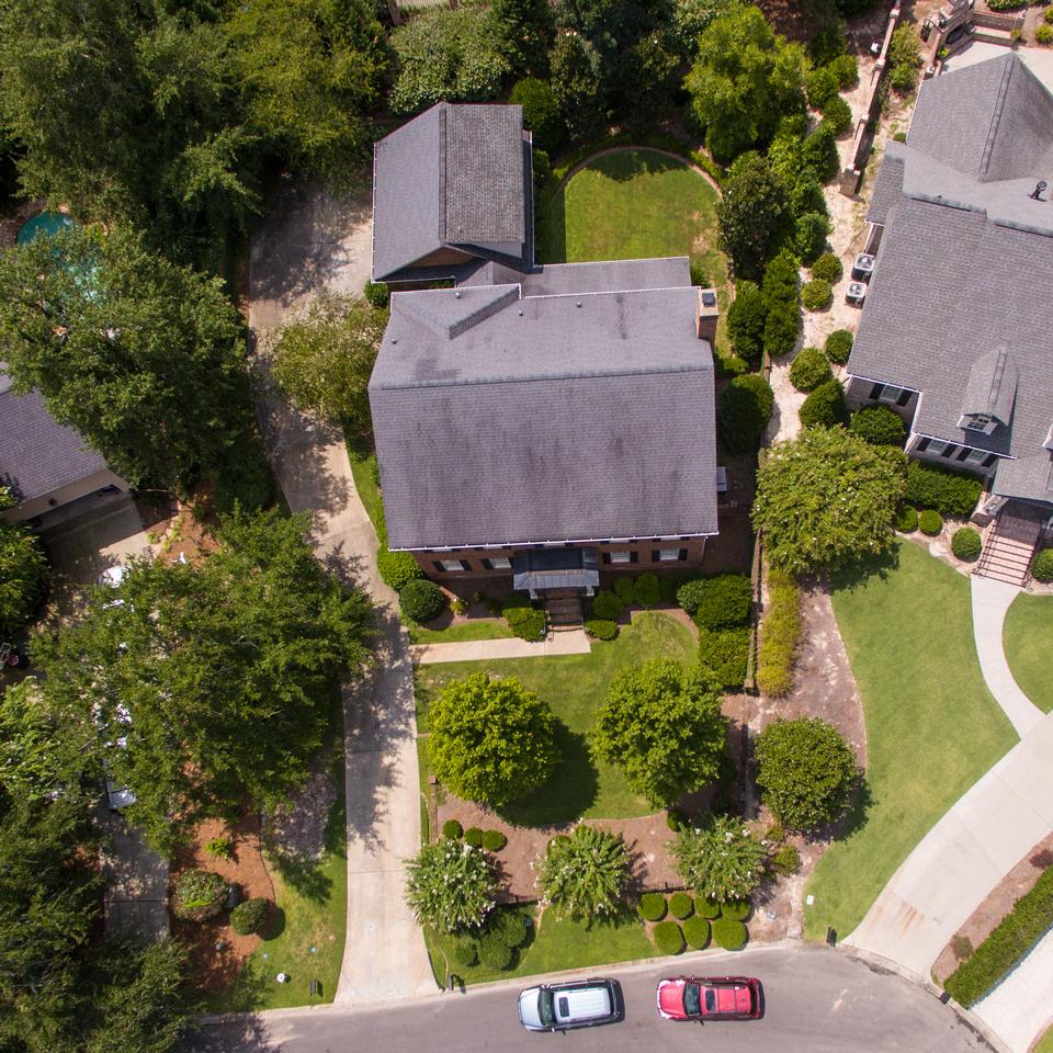 Aerial View | 35 Mahalo Lane