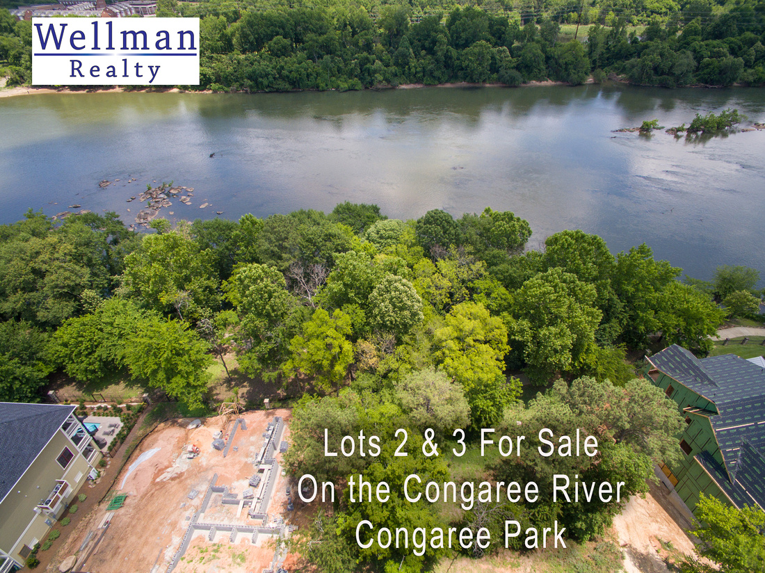 Congaree Park - Lots 2 & 3 for sale on the Congaree River