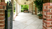 Tiled Patio |  35 Mahalo Lane, Columbia SC 29204