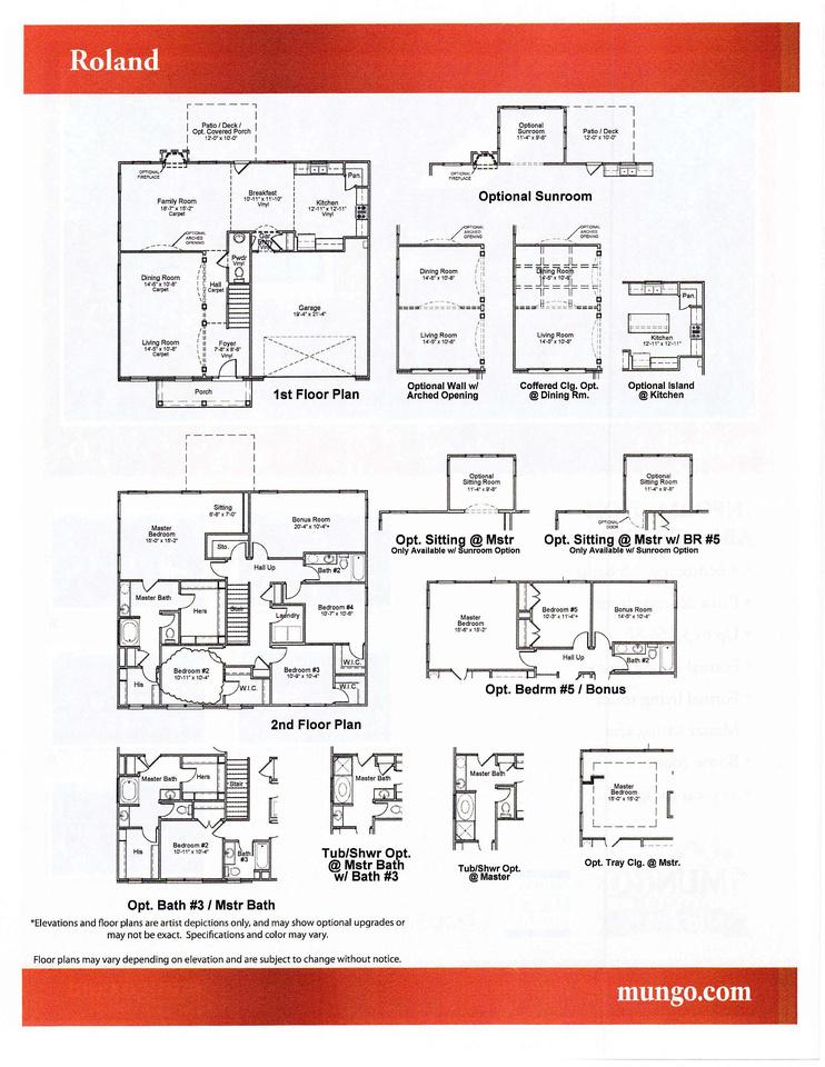 Roland | Mungo Homes