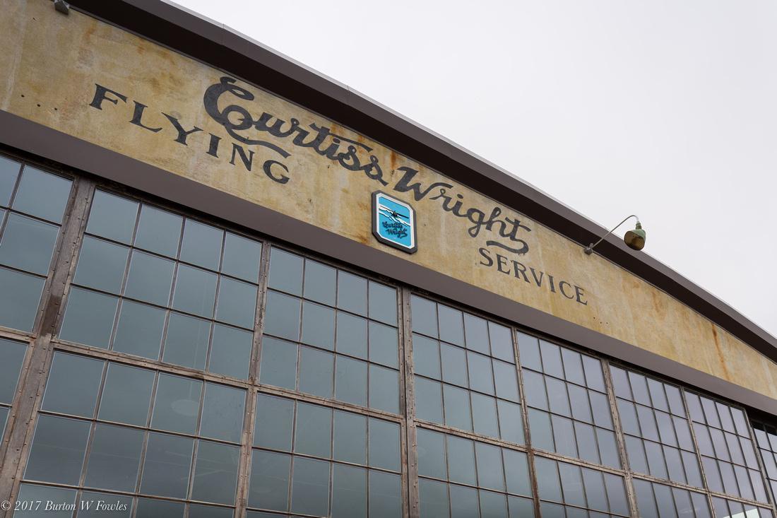 The Curtiss-Wright Hangar