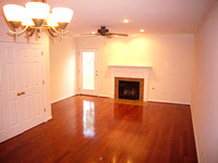Hardwood Floors - Upgrade